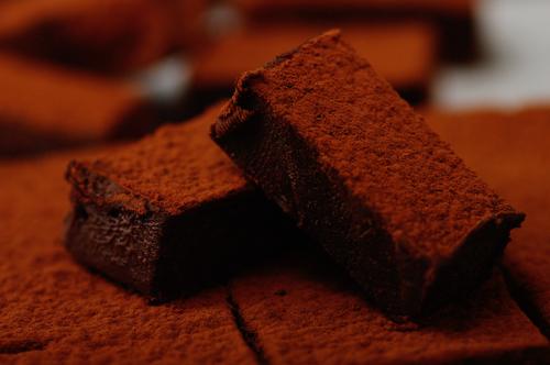 達克闇黑工場闇黑生巧克力